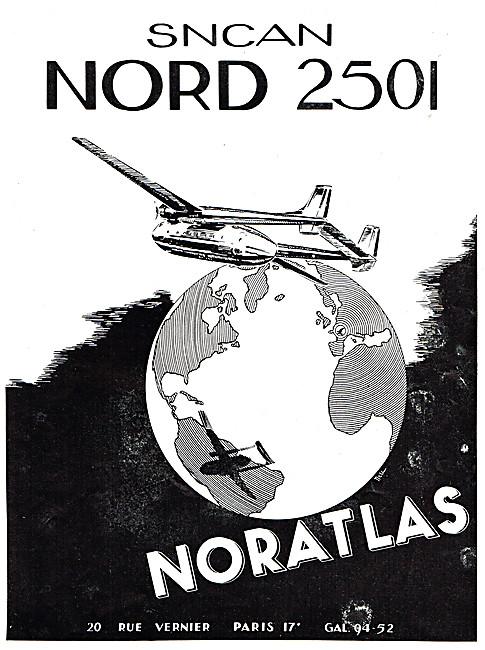 SNCAN Nord 2501 Noratlas
