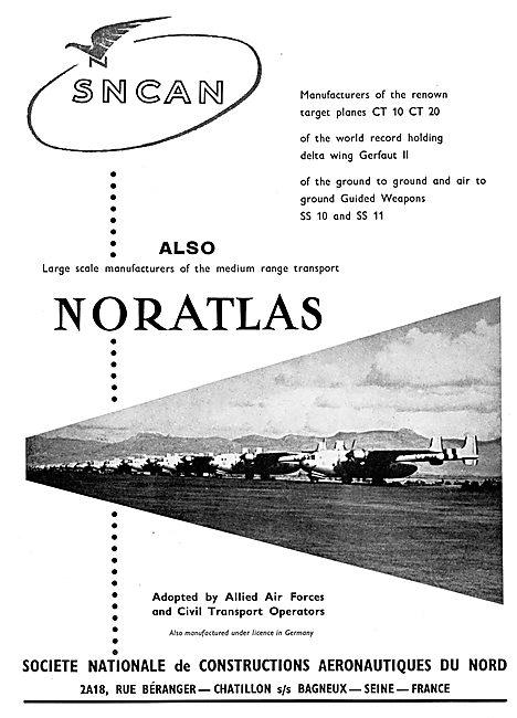 SNCAN Nord Noratlas