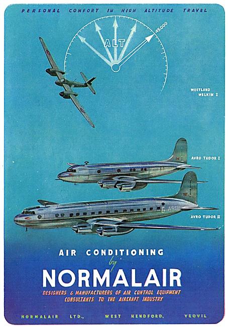 Normalair Air Control Equipment