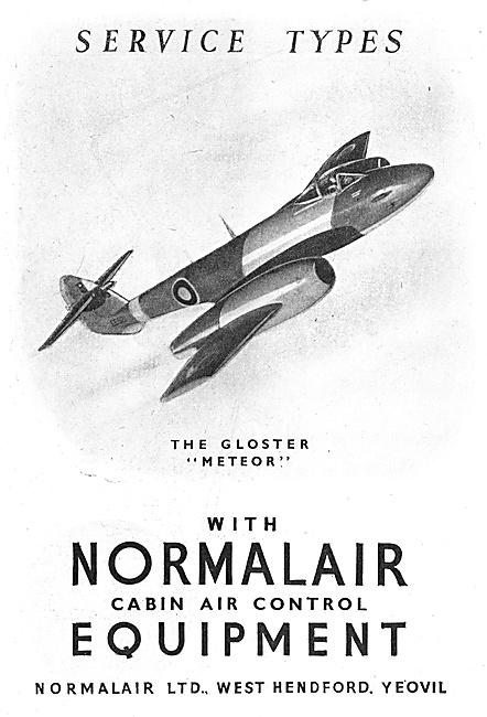 Normalair Cabin Air Control Equipment