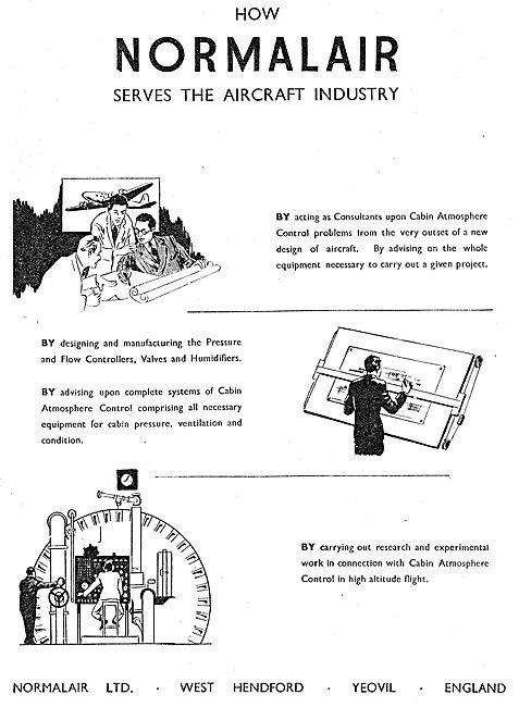 Normalair Cabin Air Control Systems