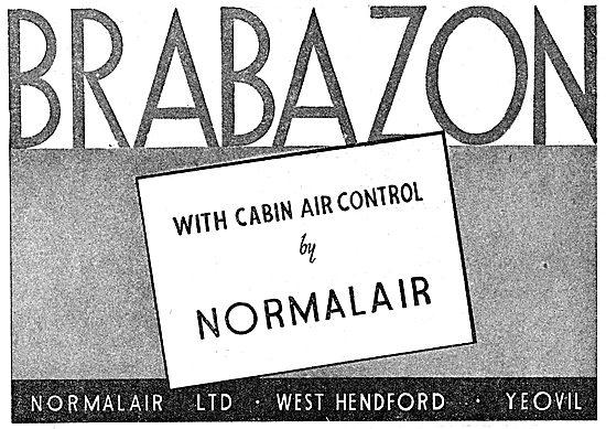 Normalair Cabin Atmosphere Control