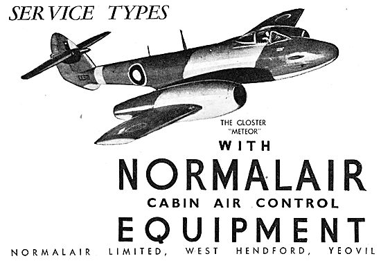 Normalair Cabin Atmosphere Control Systems