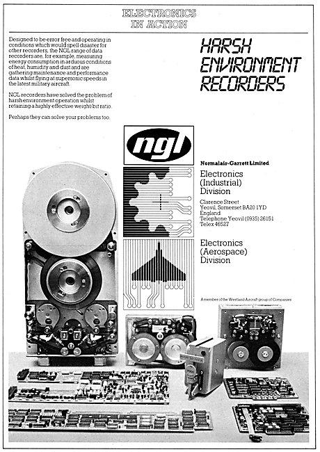 Normalair-Garrett Data Recorders