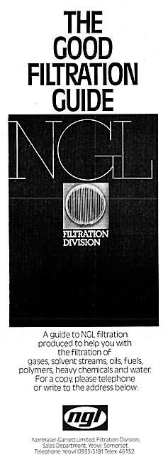 Normalair-Garrett Filters - NGL Filtration