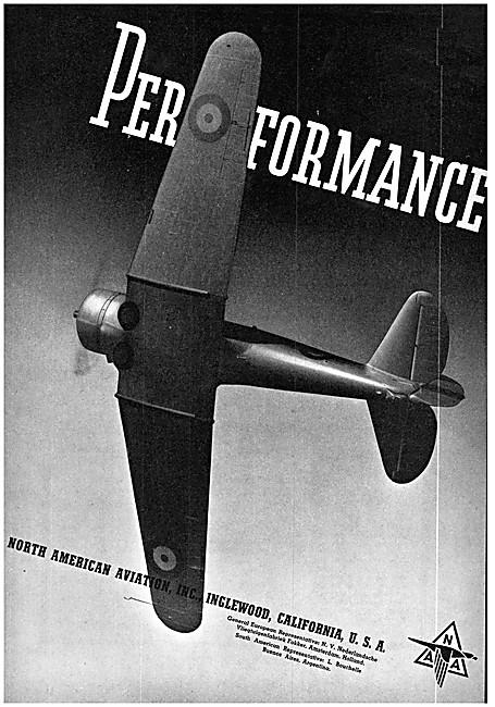 North American Aviation - AT6 Harvard