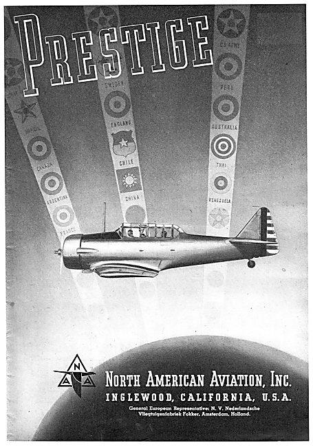 North American Aviation - Harvard : AT6 : Texan