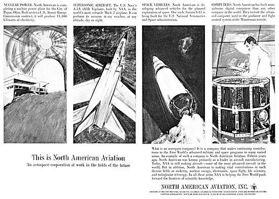 North American Aviation - 1963