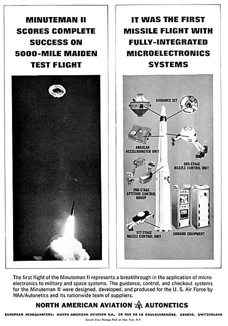 North American Aviation - Autonetics