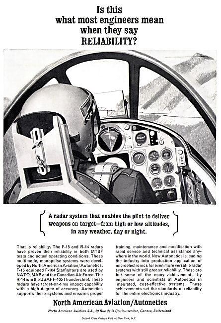 North American Aviation - Autonetics.