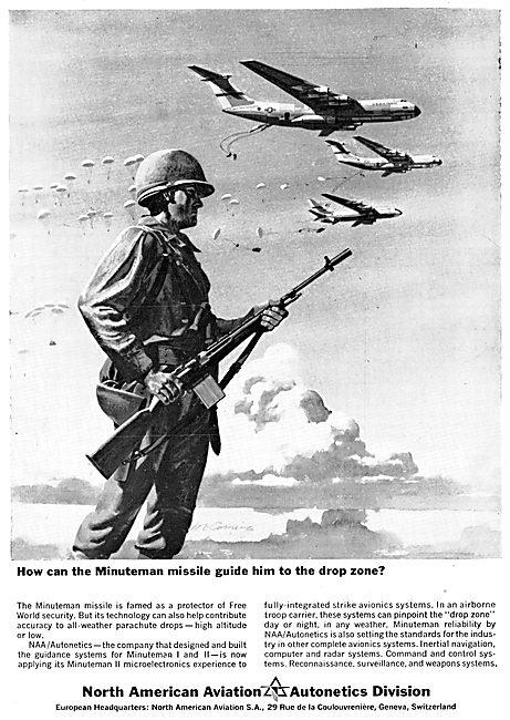 North American Aviation - Minuteman