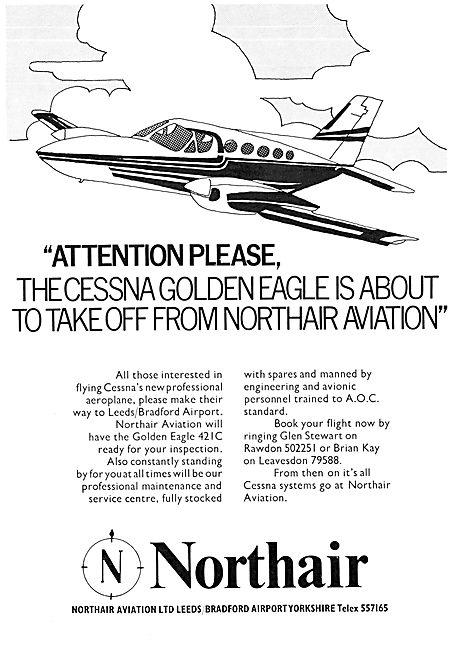 Northair Aviation Leeds - Air Taxi & Sales