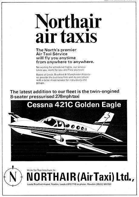 Northair Aviation - Northair Air Taxis 1976