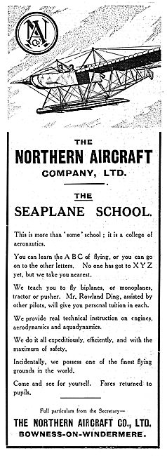 Learn The ABC Of Flying At The Northern Aircraft Seaplane School