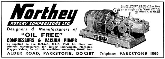 Northey Compressors & Vacuum Pumps
