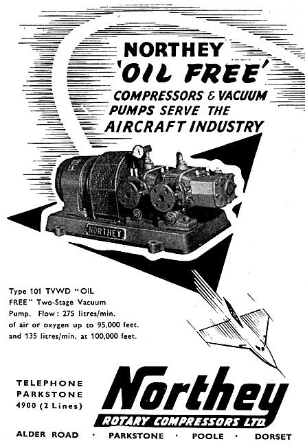 Northey Air Compressors & Vacuum Pumps