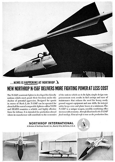 Northrop N-156F