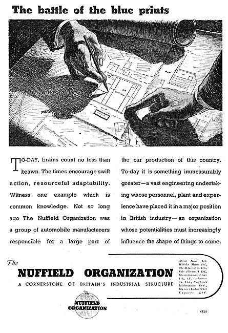 The Nuffield Organization 1943