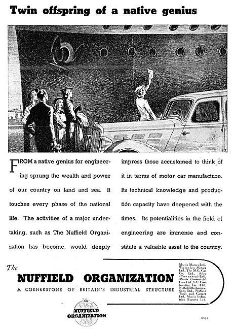 The Nuffield Organization