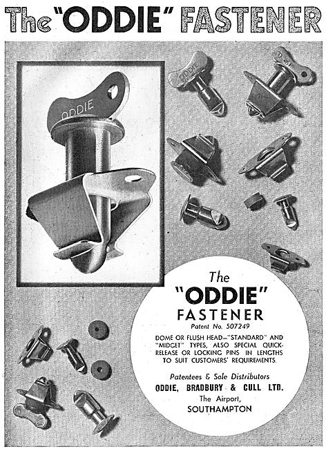 Oddie Self-Locking Fasteners