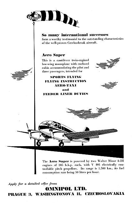 Omnipol Aero Super