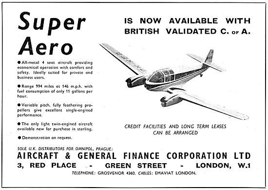 Omnipol Super Aero