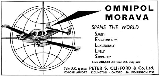 Omnipol Morava - Peter Clifford