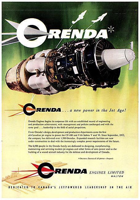 Orenda Engines