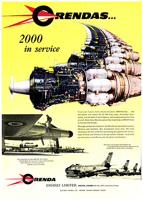 Ordenda Engines