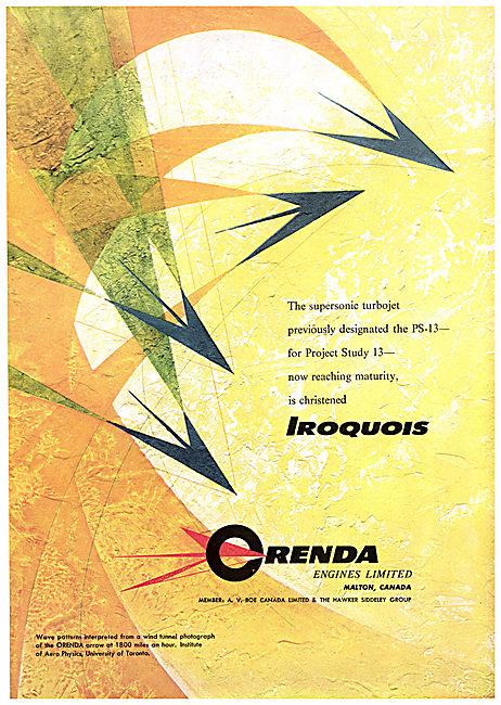 Orenda Engines - Iroquois