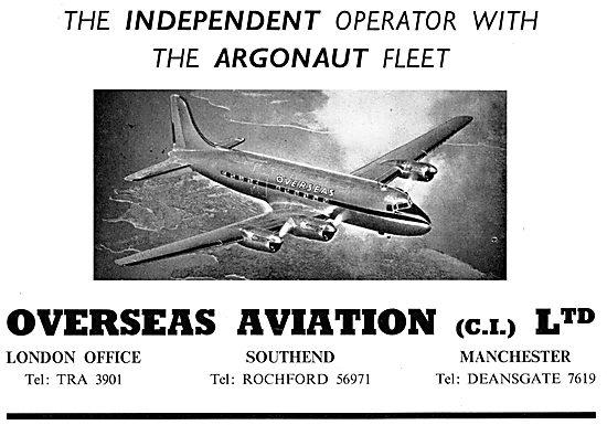 Overseas Aviation - Southend.