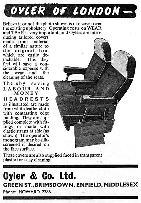 Oyler Aircraft Seating Fabrics
