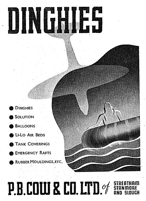 P.B.Cow : Dinghies