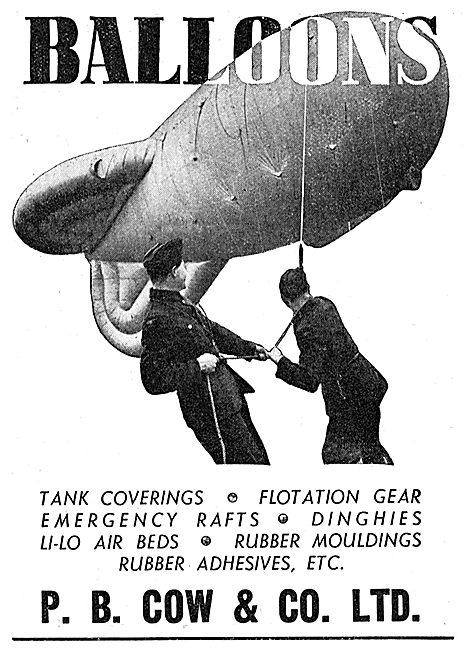 P.B.Cow Balloons