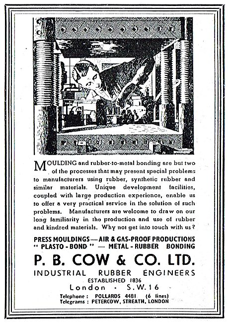P.B.Cow - Rubber Products
