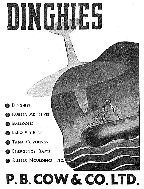 P.B.Cow Dinghies And Tank Coverings