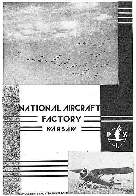 National Aircraft Factory - PZL Warsaw