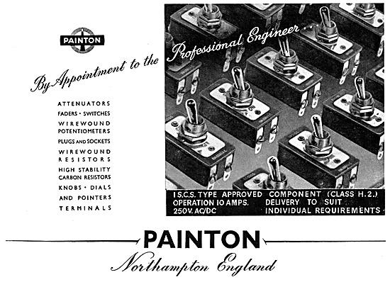 Painton El;ectrical Components & Accessories