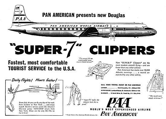 Pan American -,Pan Am