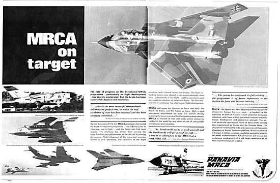 Panavia MRCA On Target