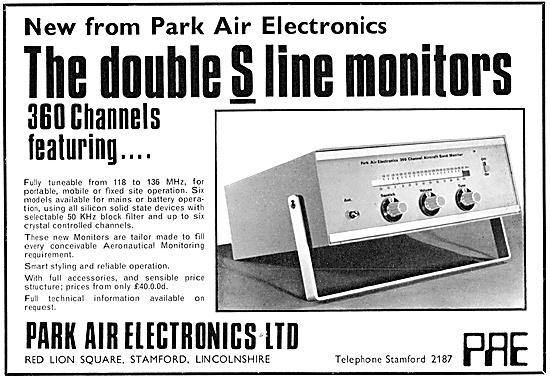Park Air Electronics Airport VHF Radio