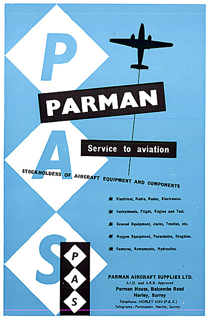 Parman Aircraft Supplies