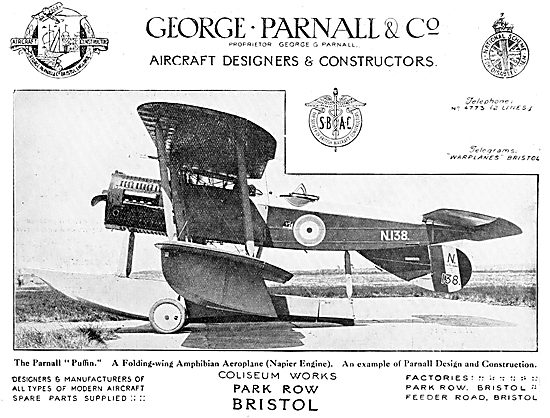 Parnall Puffin