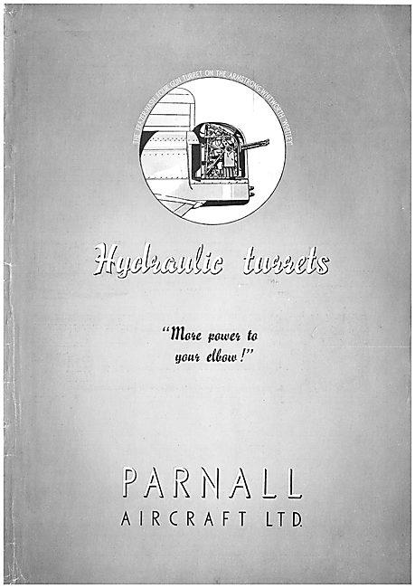 Parnall Hydraulic Gun Turrets