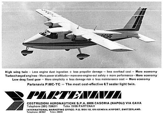 Partenavia P.68C-TC