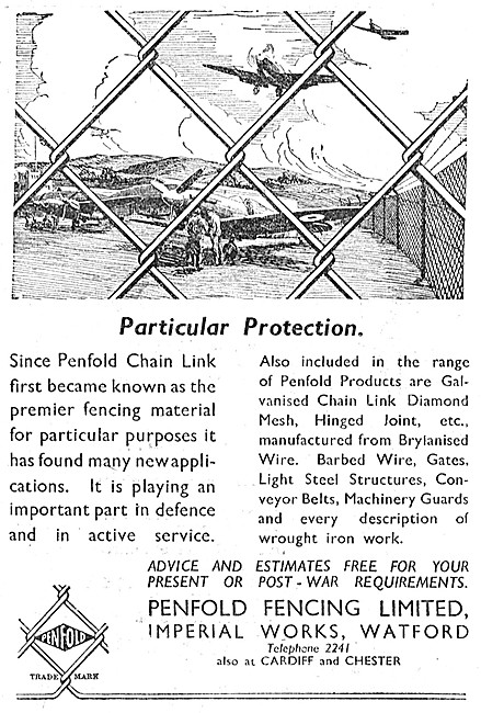Penfold Chain Link Fencing