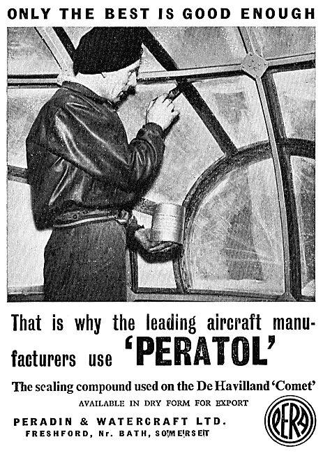 Peradin & Watercraft Peratol Sealing Compund