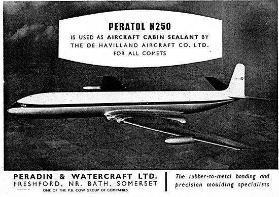 Peradin & Watercraft Peratol N20 Aircraft Cabin Sealants