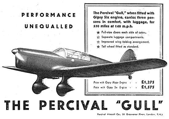Percival Gull