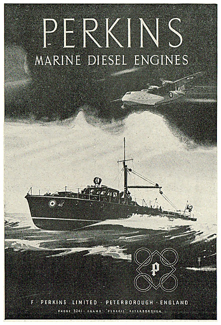 Perkins Marine Diesel Engines